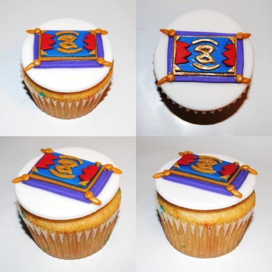 Aladdin cupcakes3