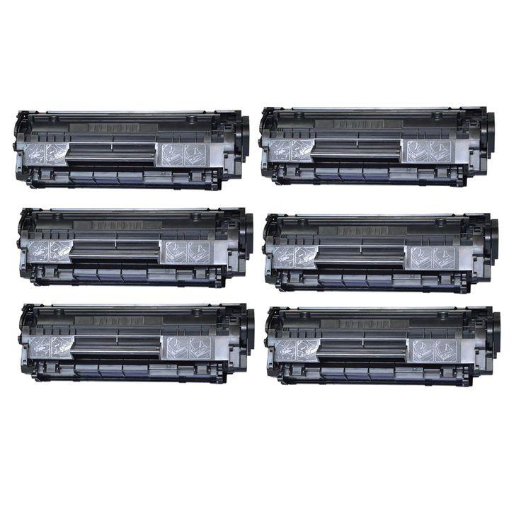 N 6PK Canon FX4 Compatible Toner Cartridge Canon LC8500 L800 LC9500 L900 LC9000