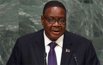 Welcome To Tobiloba Blog: Malawi president fires civic education minister
