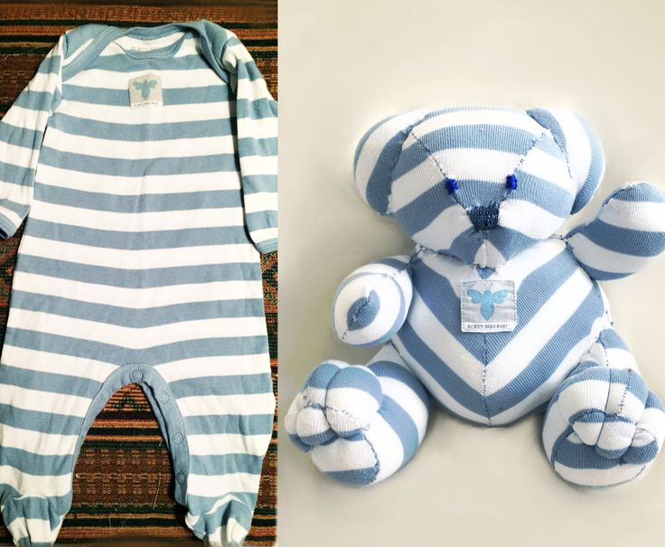 Printable Bear Sewing Pattern Teddy