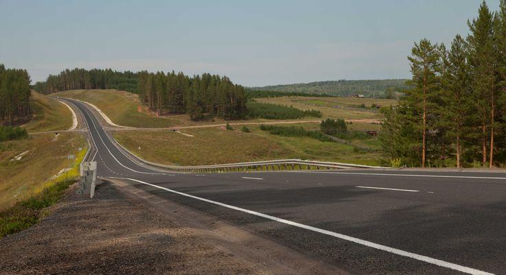 Иркутская область. По дороге к Байкалу