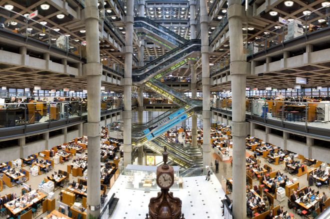 Lloyd's of London One Lime Street EC3M 7HA