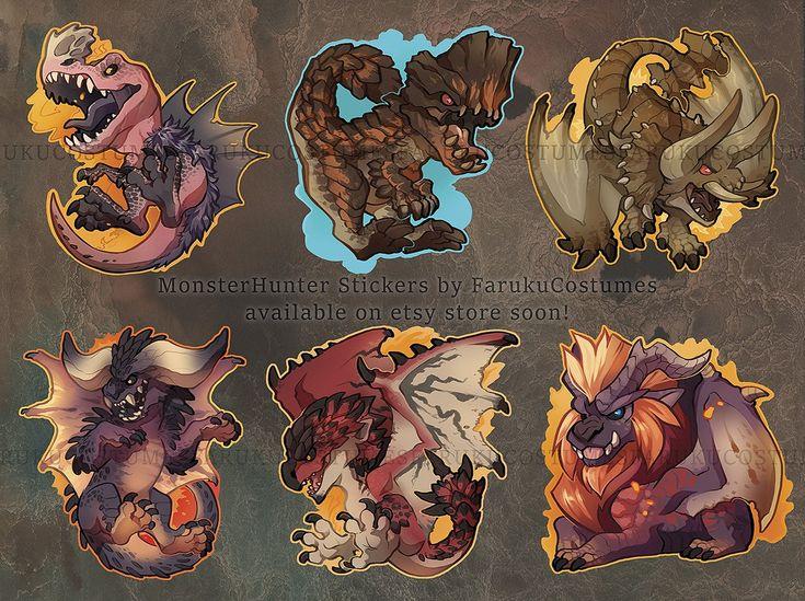 Image result for monster hunter world legiana fan art