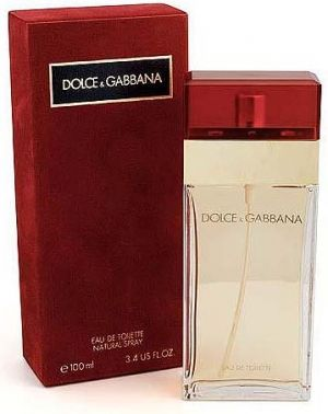 D&G, Dolce & Gabbana. By far my favorite perfume EVER!! It is a classic scent and is meant to wear out--not an every day perfume. It's my winter go to ;)