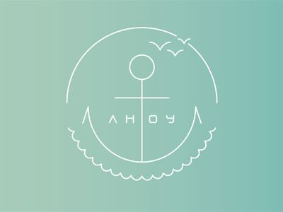 Anchor Based Logo Design