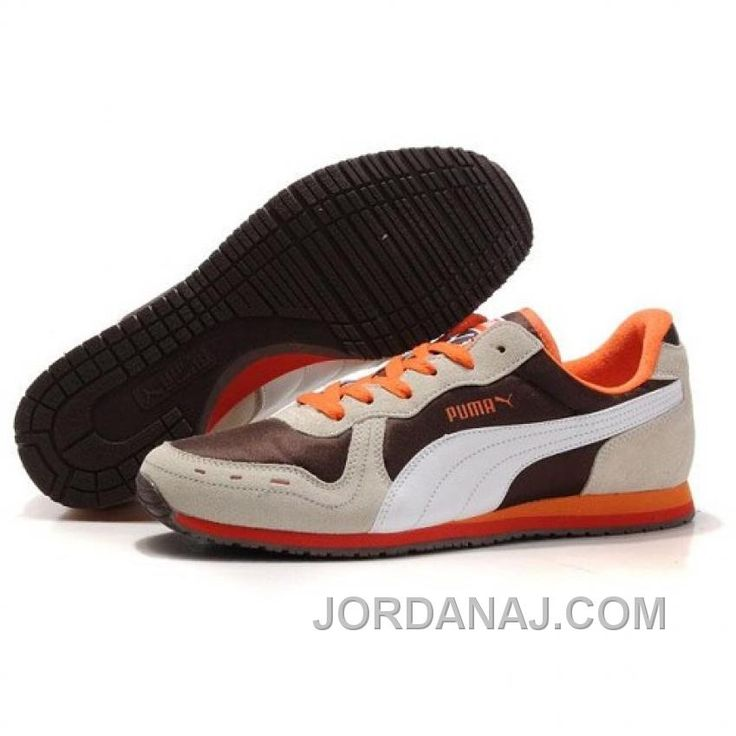 Women's Puma Usain Bolt Running Shoes Chocolate Sand White pumapuma running Outlet Factory Online Store