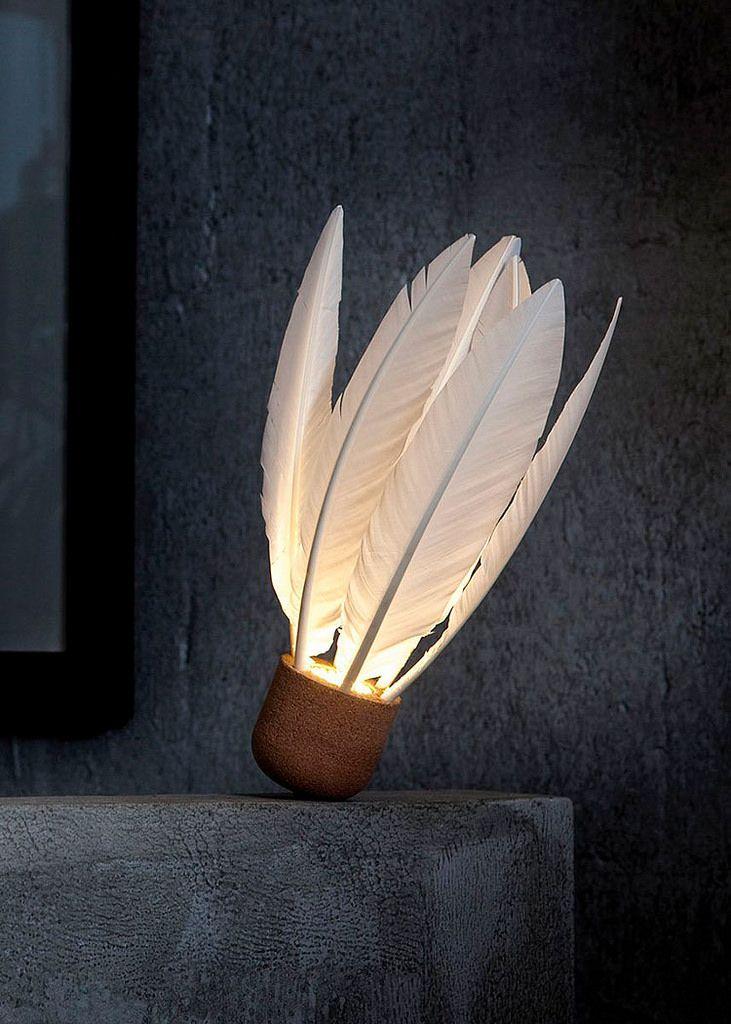 Cork Design · lampe volantbadminton