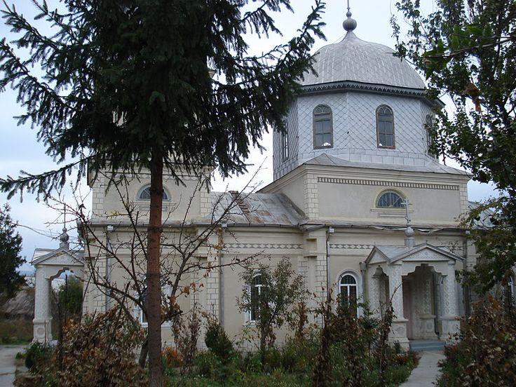 Manastirea de maici Vovidenia