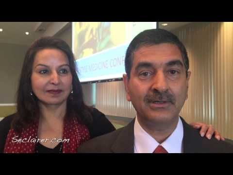 Pre-Conference: Dr Safdar & Dr Zahida Chaudhary - YouTube