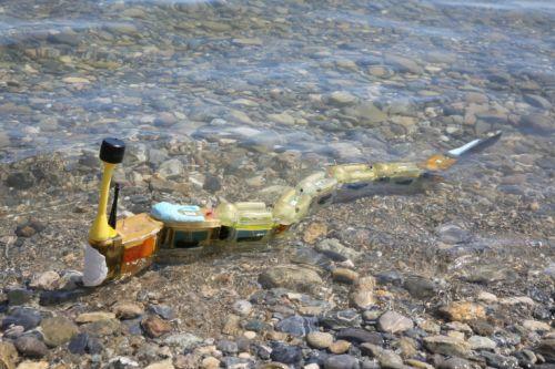 Um robô-enguia pode ser uma nova ferramenta para ecologistas minutoengenharia.com.br
