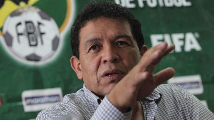 """El presidente de la Federación de Bolivia contra la FIFA: """"Es una vergüenza"""""""