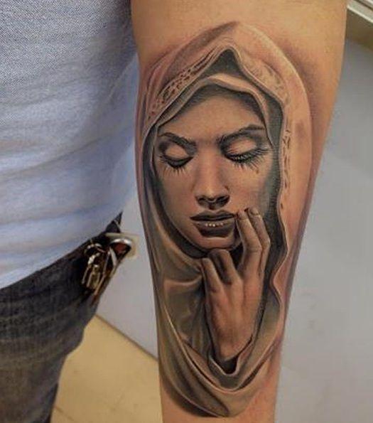 best 25 catholic tattoos ideas on pinterest christian tattoos crown of thorns and jesus. Black Bedroom Furniture Sets. Home Design Ideas