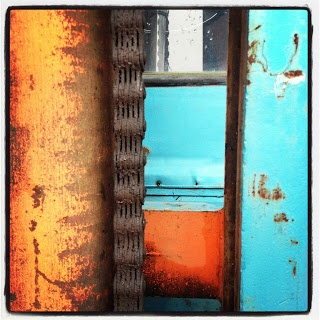 Rust and colour.