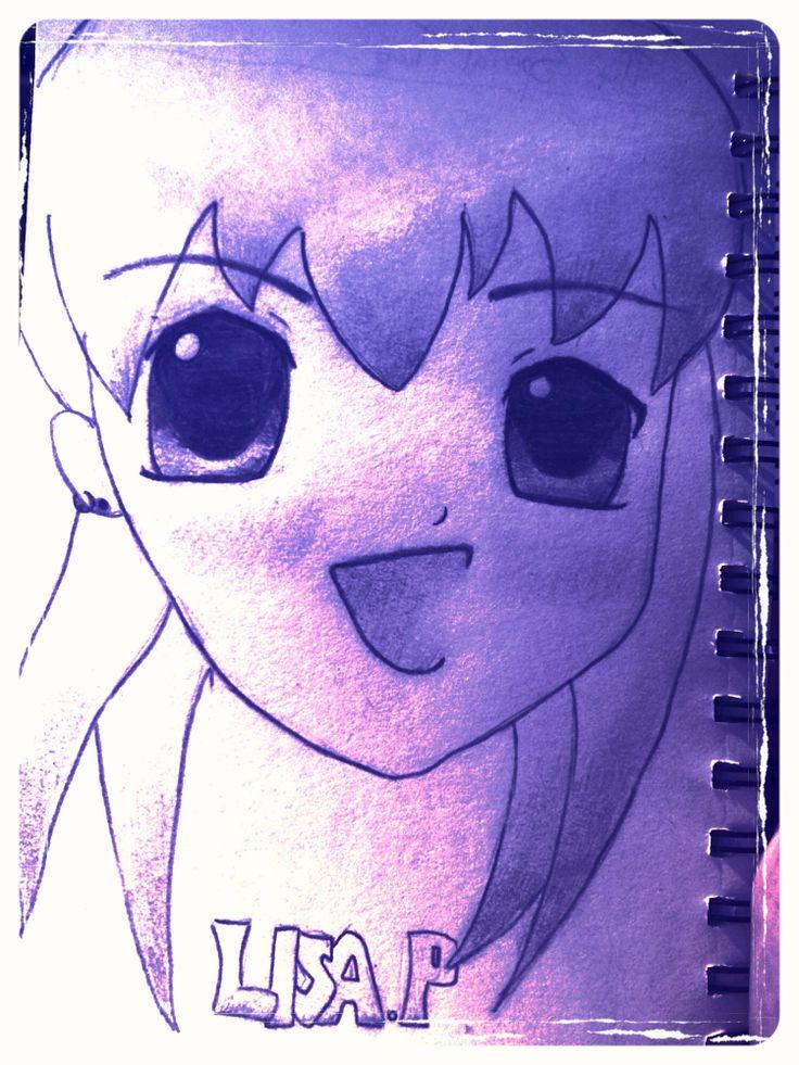 Chibi girl- Lisa .P