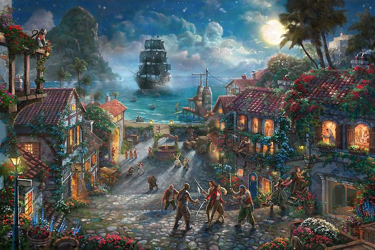 Pirates Of The Caribbean The Curse Of The Black Pearl In