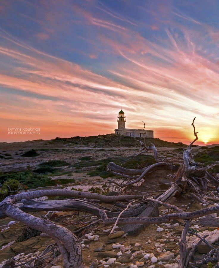 Prasonisi Light House by Dimitris Koskinas on 500px