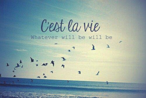 25+ Best Ideas About C'est La Vie On Pinterest