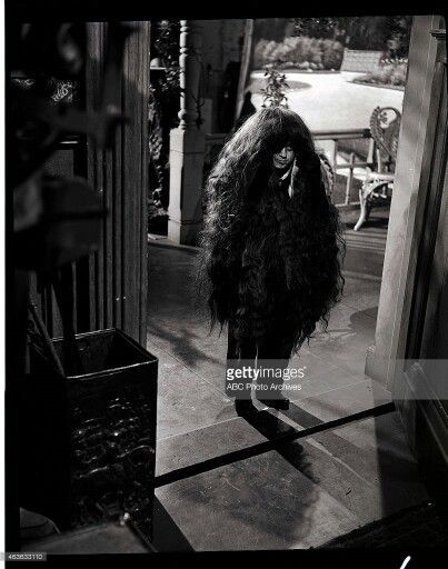 Felix Silla as Cousin Itt in The Addams Family | The ...