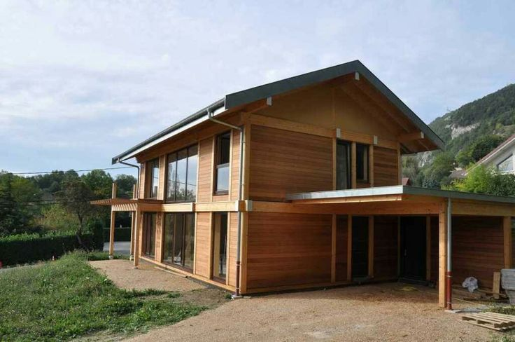 10 best Archi images on Pinterest Log houses, Wood homes and Wood