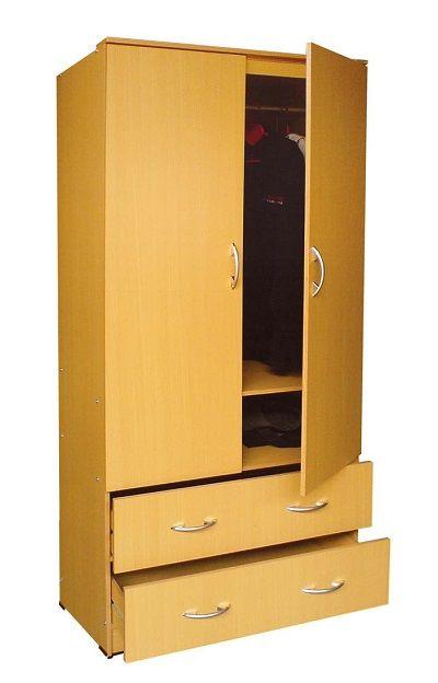Lemari pakaian 2 pintu merupakan pilihan yang paling tepat bagi anda yang menginginkan sebuah lemari dengan desain sederhana, minimalis, nam...
