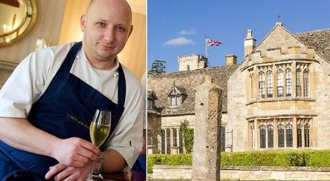 Matt Weedon joins Ellenborough Park as executive chef
