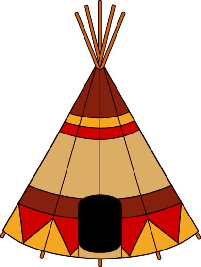 teepee craft template - 347 best images about thema indianen en cowboys on