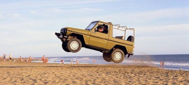 This Is What A Mercedes G-Wagen Should Really Be About