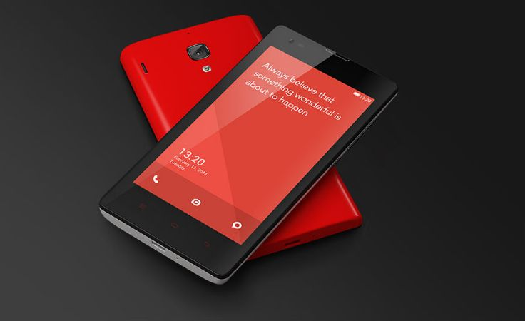 Best budget Kitkat phone xiaomi Redi 1S launched in India.