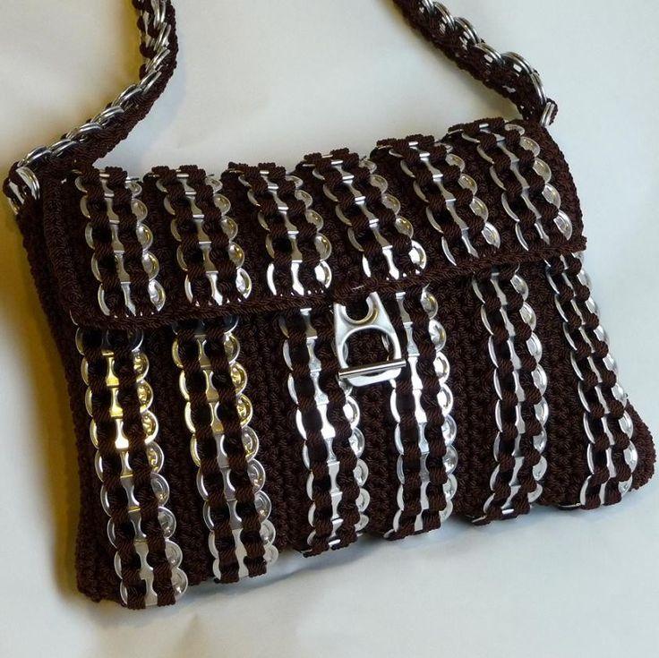 Soda tab purse