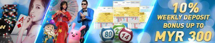 W88 Online Casino Malaysia 10% weekly Deposit Bonus https://online-casino-malaysia.com/promotions/w88-weekly-deposit-bonus