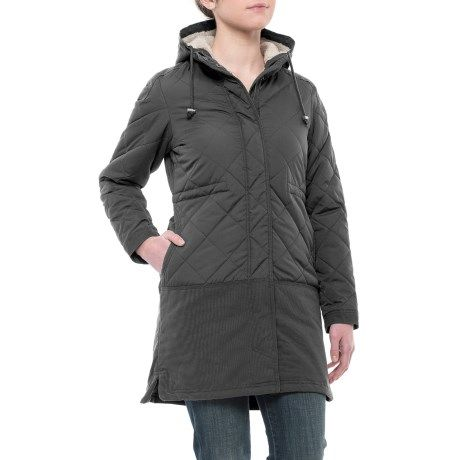 Avalanche Moss Parka - Insulated (For Women)  a5e5b0c41