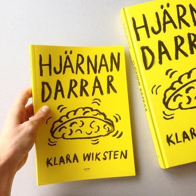 Klara Wiksten. Hjärnan darrar. 2:a upplagan