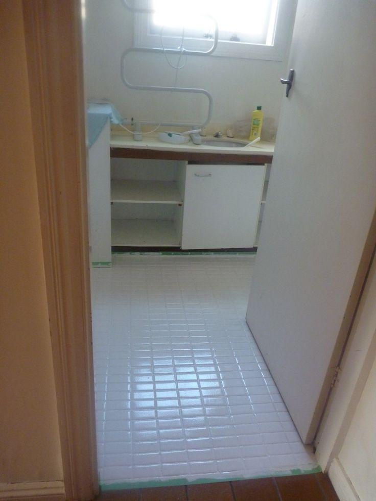 25 Best Ideas About Paint Ceramic Tiles On Pinterest Bathroom Flooring Painting Ceramic Tile Floor Tile Floor