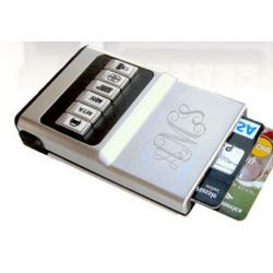 ACM Credit Card Wallet with Money Clip
