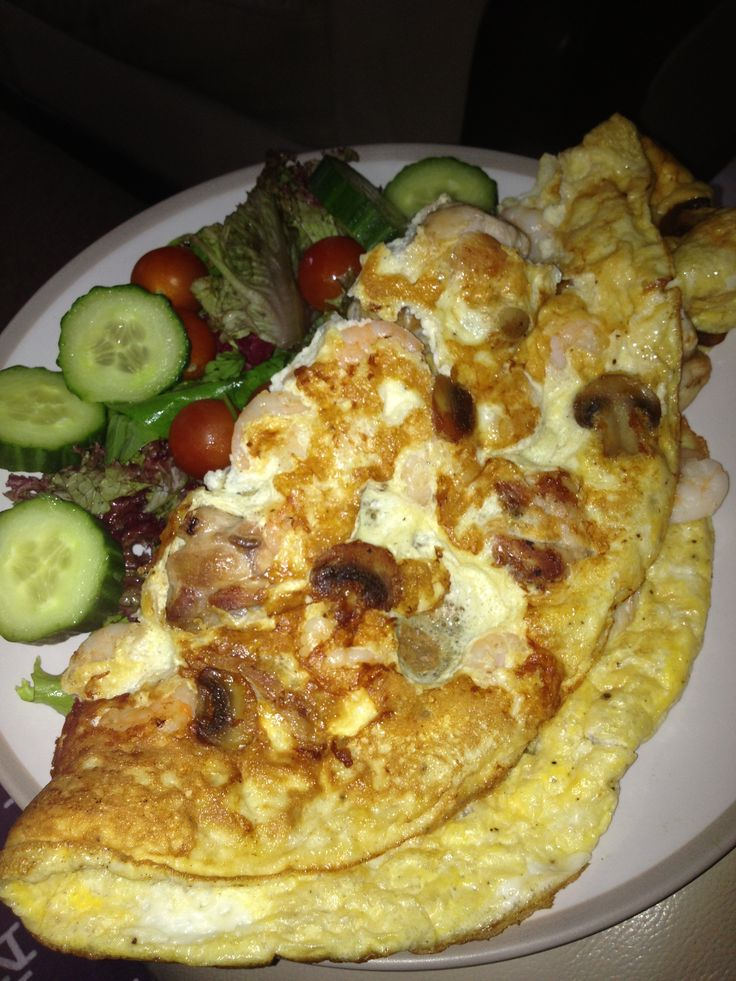 spinach omelette slimming world