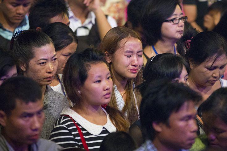 "Yangon Crusade: ""We saw God do a mighty work"" - Franklin Graham"