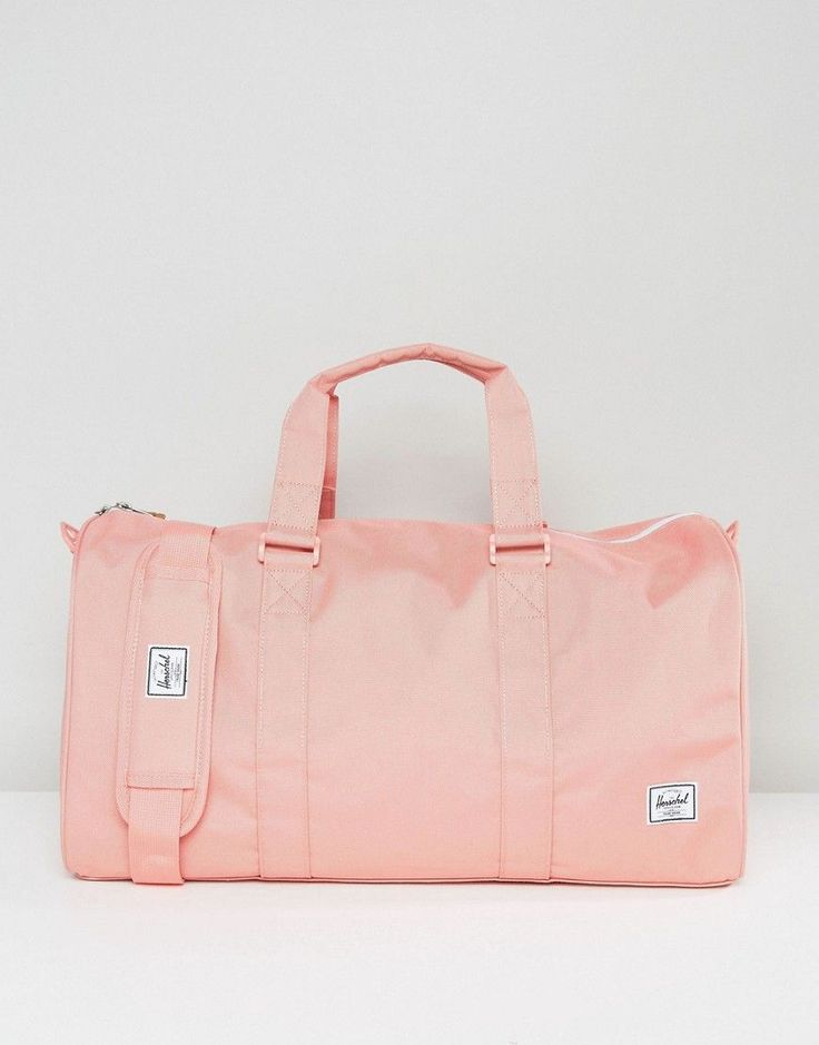 Get this Herschel Supply Co's backpack now! Click for more details. Worldwide shipping. Herschel Supply Co. Ravine Holdall in Strawberry Ice - Pink: Bag by Herschel Supply Co, Durable canvas outer, Signature striped lining, Twin handles, Detachable strap, Woven Herschel Supply Co patch, Zip-top fastening, Can hold up to 34.5 litres, H: 28cm/11 W: 52cm/20.5 D: 24cm/9.5. Herschel Supply Co produces quality built backpacks inspired by vintage mountaineering equipment, American heritage and…