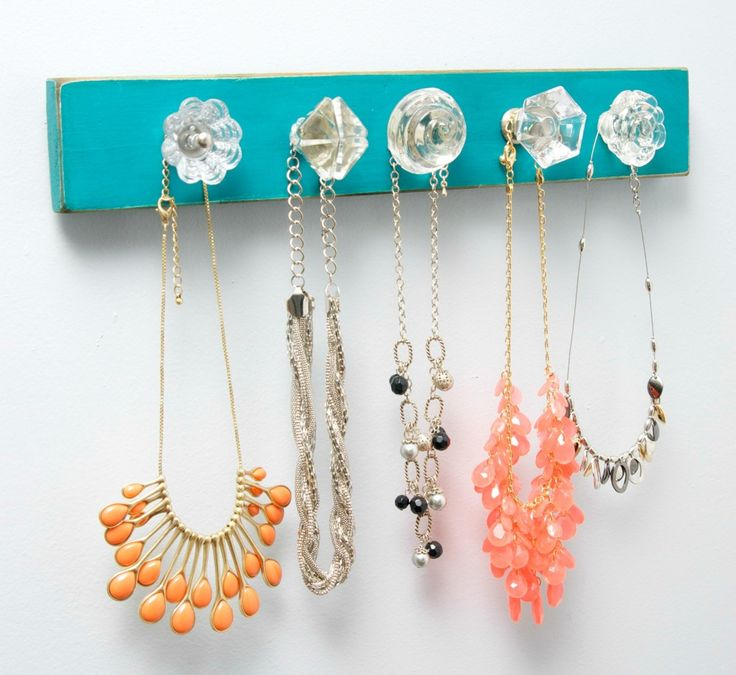 Handmade Necklace Holder - gift Idea Under $20
