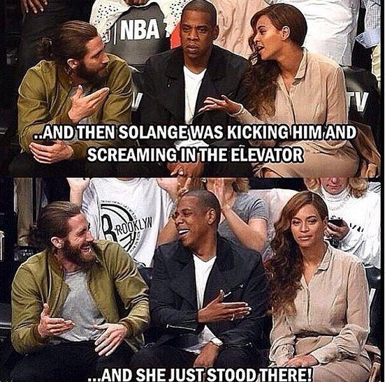 Beyoncé's sister Solange attacks Jay Z; funniest Instagram ...