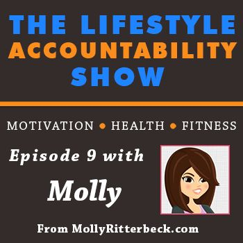 9: Molly Ritterbeck shares her health story as a busy mother of two - @Molly Simon Ritterbeck