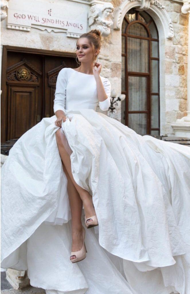 228d7851195 Eva Lendel Naomi - The Blushing Bride boutique in Frisco