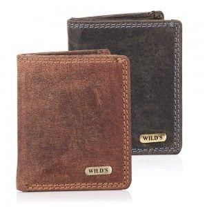 #vintagewallet black and brown men`s walets wild at www.supergalanteria.pl