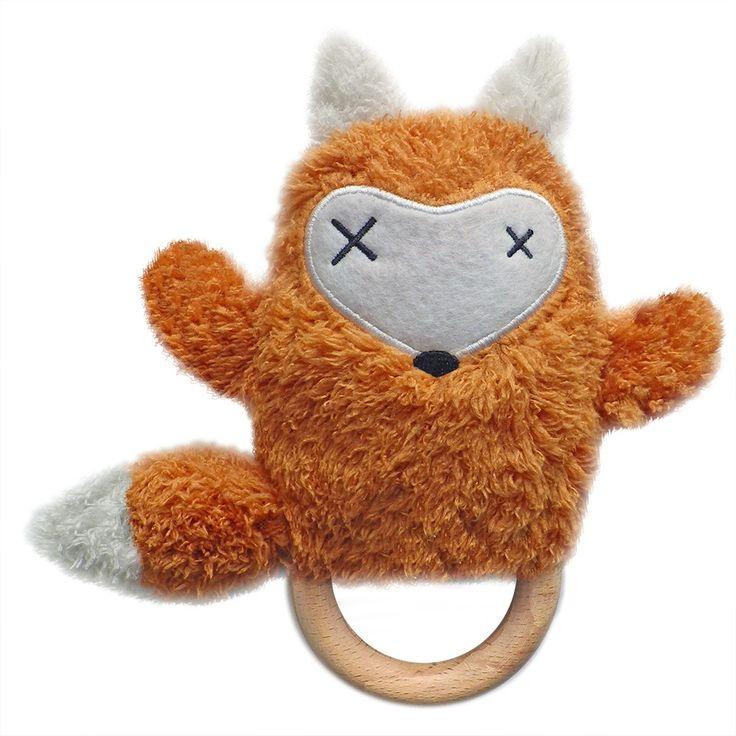 OB Designs - Dingaring Frank Fox - Hugs For Kids