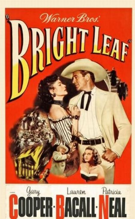 bright leaf 1950 gary cooper lauren bacall patricia neal jack