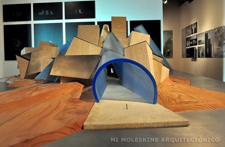 Mi Moleskine Arquitectónico: F. GEHRY. MUSEO GUGGENHEIM, ABU DHABI