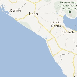 Las Peñitas, a wide, sandy stretch fronted by a fine collection of hotels and restaurants