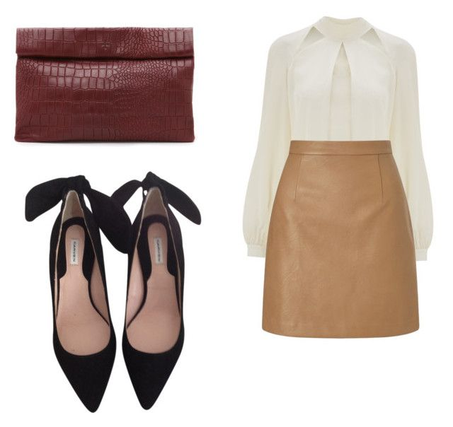 """""""Evening date!"""" by madiyah-x on Polyvore featuring Temperley London, Lipsy and Marie Turnor"""