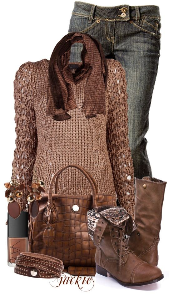 Casual outfit fall fashion womens fashion