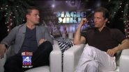 "Los Angeles — Celebrating the opening of the new film ""Magic Mike,"" FOX 4 Film Critic Shawn Edwards asks the..."
