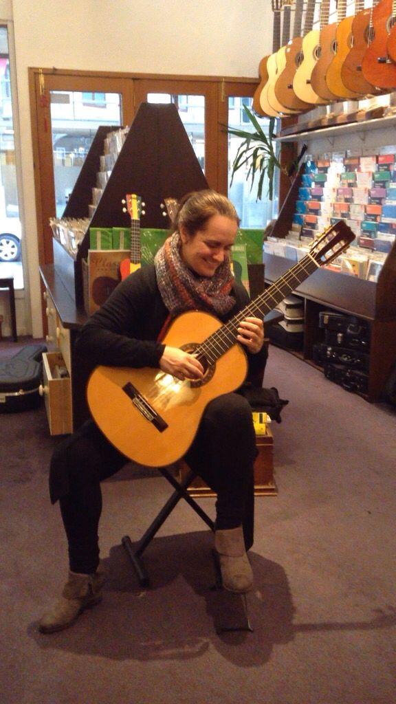Ramirez guitar
